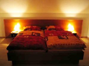 Schlafzimmer für Zwei